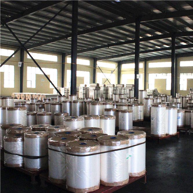 Vacuum Metalized Film Metallized CPP Film Hubei Dewei (VMCPP-DW)