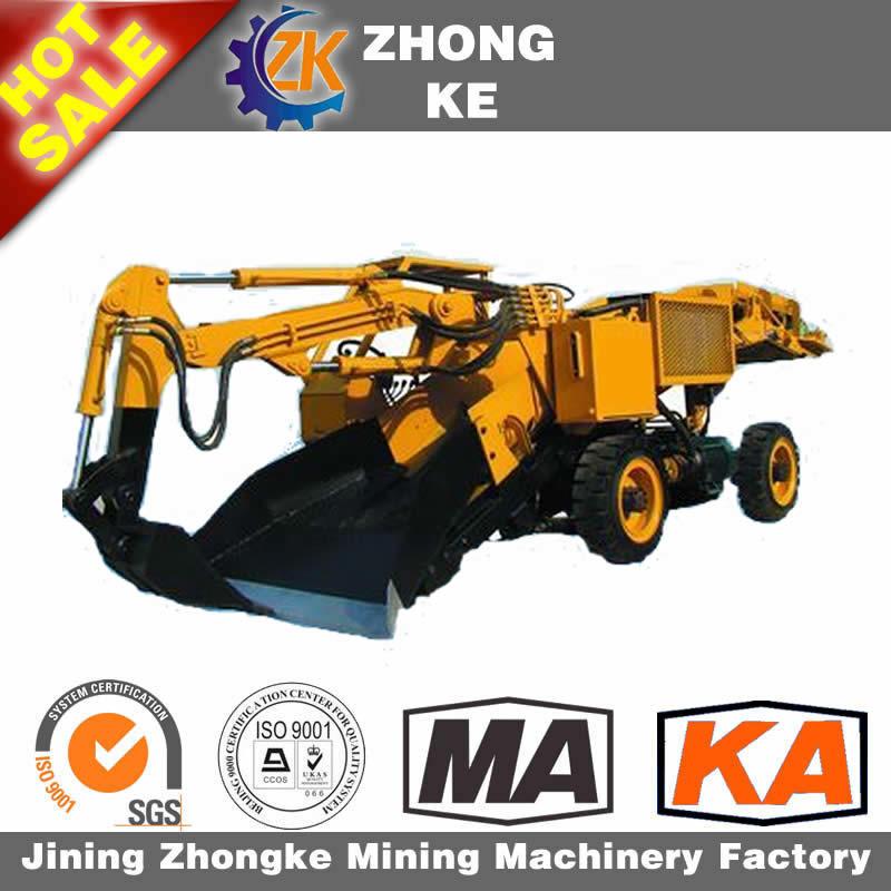 High Quality Grilled Slag Machine Used in Coal Mine