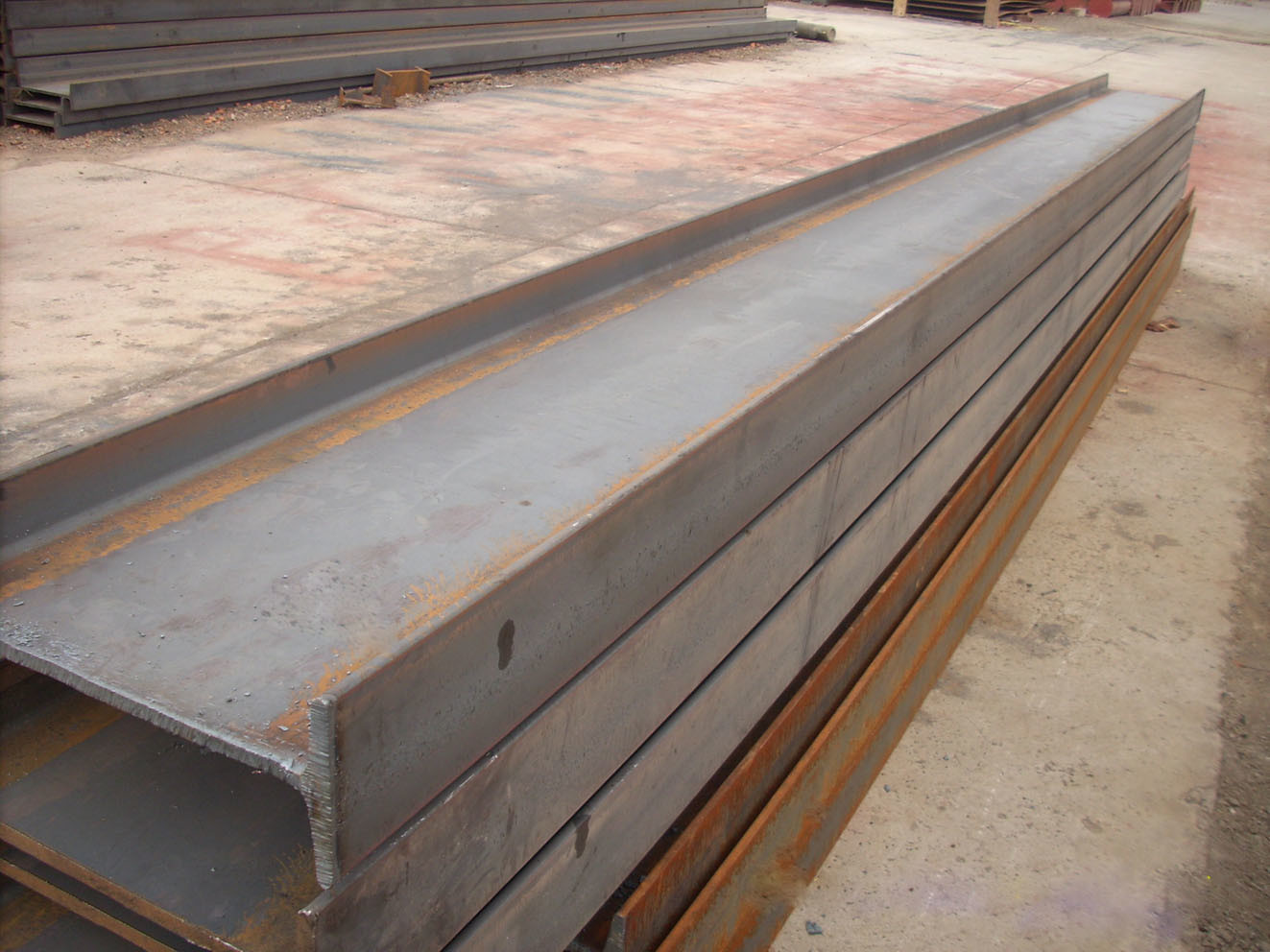Hot Rolled Steel I Beams/ Ub for Structure