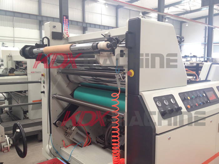 High-Speed Compact Laminator for Thermal Film with CE (KS-1100)