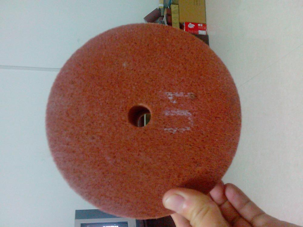 Non Woven Abrasive Wheel (FP56)