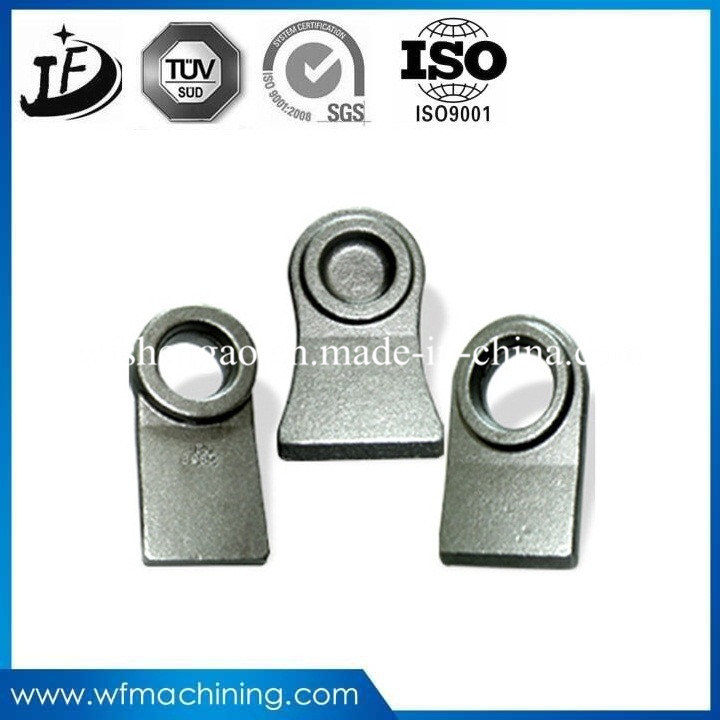 Customized Parts Steel Forged Closed Die Forging Open Die Forging