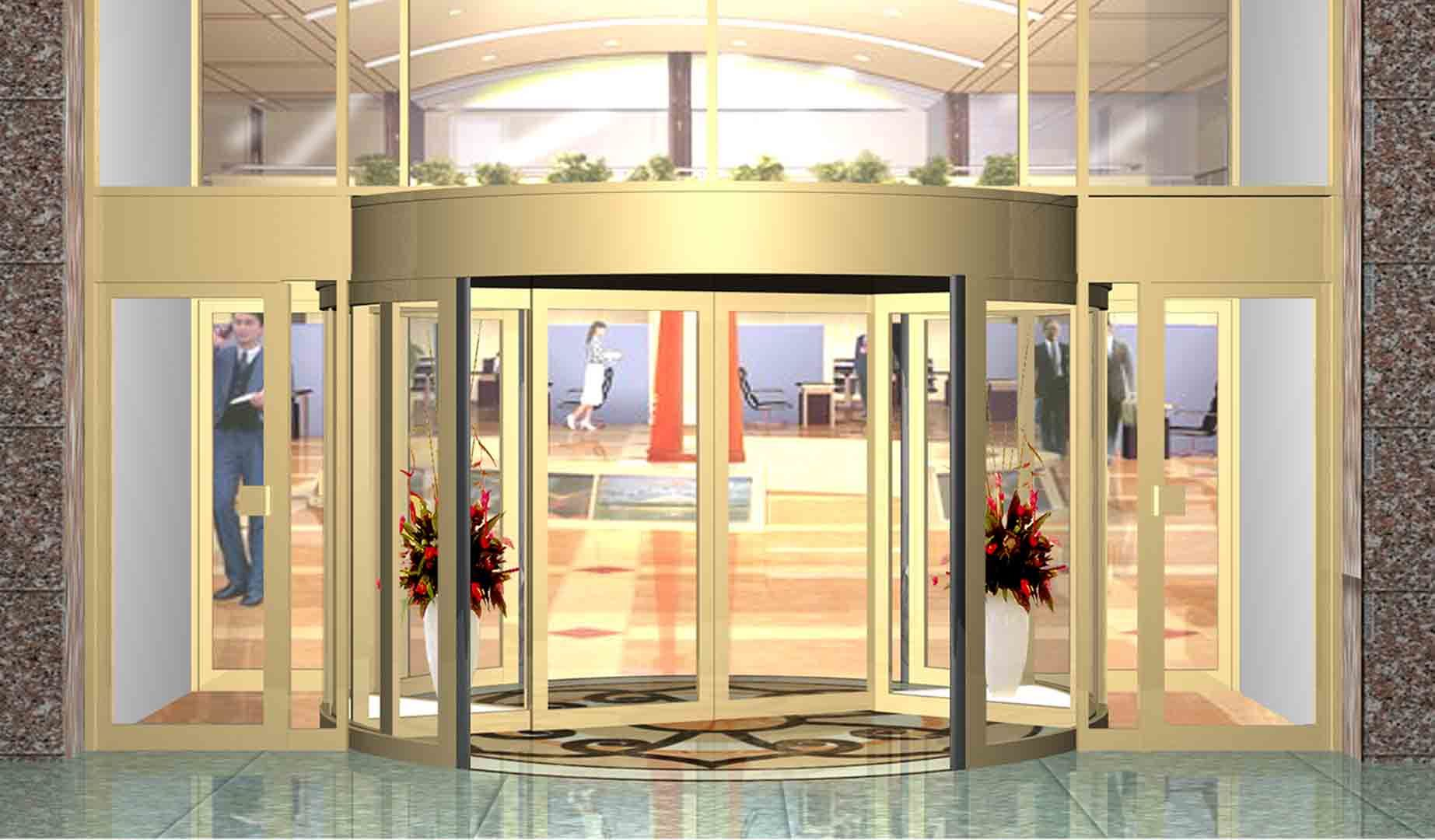 Mall Entrance Doors : China shopping mall use customer dimensions designed