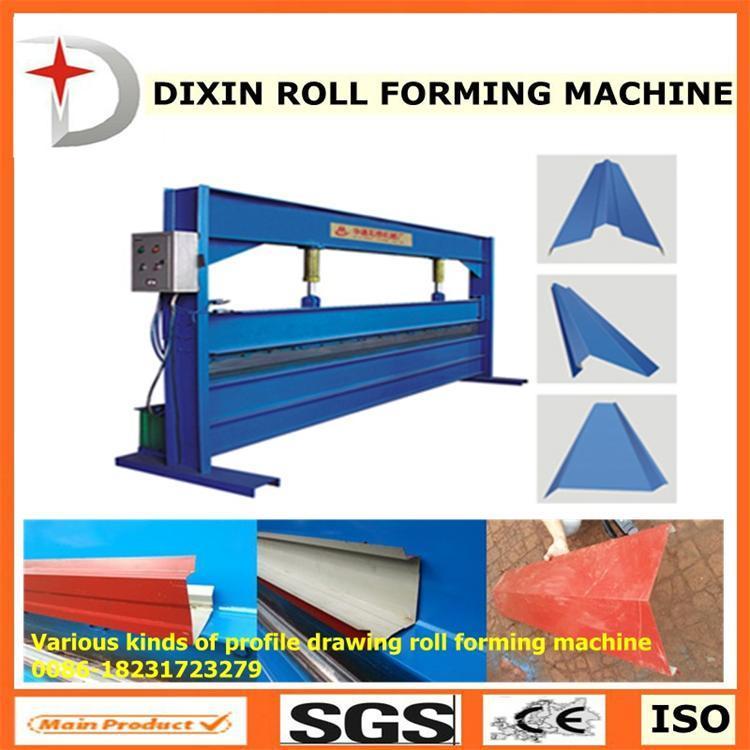 Dx Ridge Tile Bending Machine
