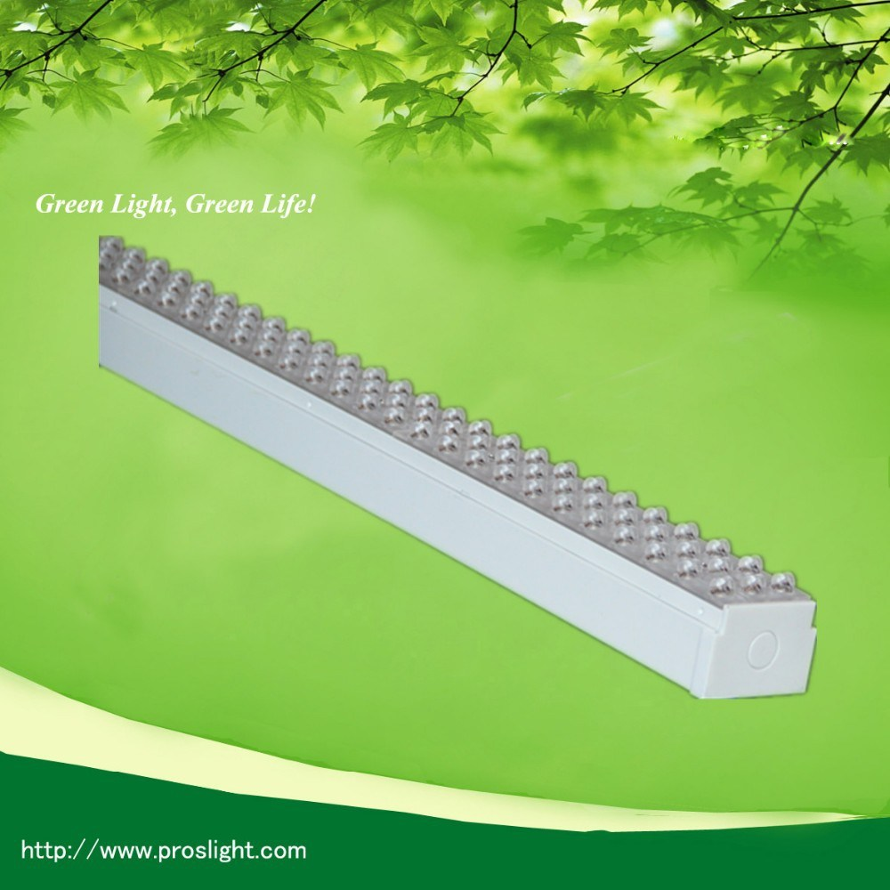 150cm 54W LED Linear High Bay Lighting Fixture 110lm/W