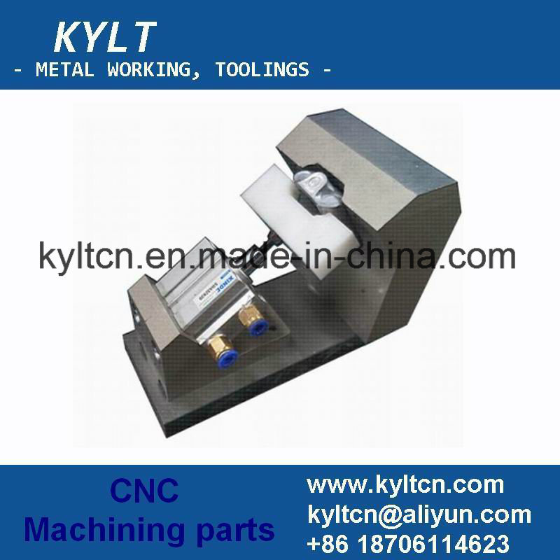 Precision Tooling, Jigs, Fixture Parts with CNC Machining