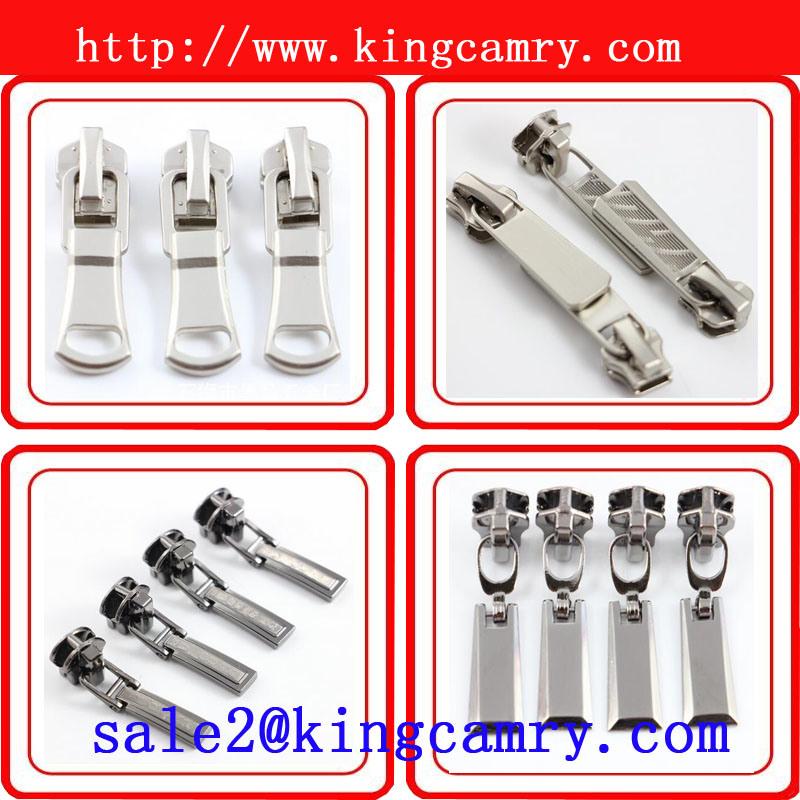 Nylon Zipper Slider Auto Lock Slider Metal Zipper Slider Zinc Alloy Zipper Slider Zipper & Slider