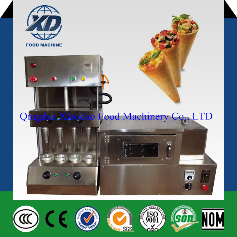 2016 Pizza Cone Machine Pizza Oven Baking Pizza Oven Machine