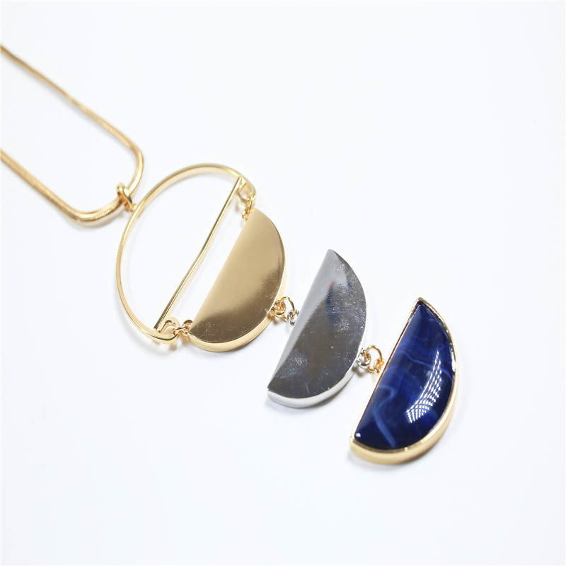 New Item Alloy Epoxy Fashion Jewellery Earring Necklaces