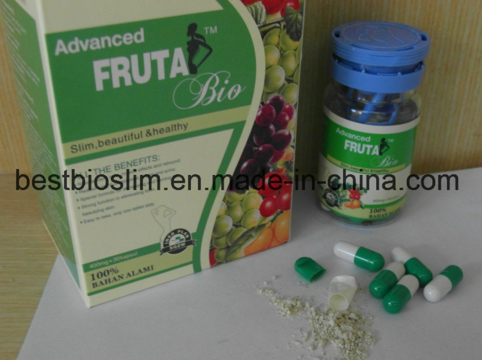 Fruta Bio Bottle Slimming Advance Weightloss Capsules Diet Pills