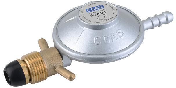 LPG Euro Low Pressure Gas Regulator (C31G10U30)