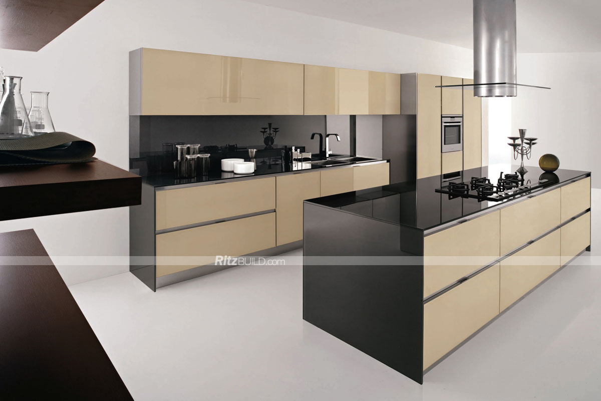 Coffee color kitchen cabinets images for Kitchen furniture images