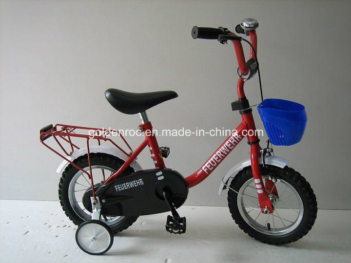 "12"" Steel Frame Kids Bike (1219)"