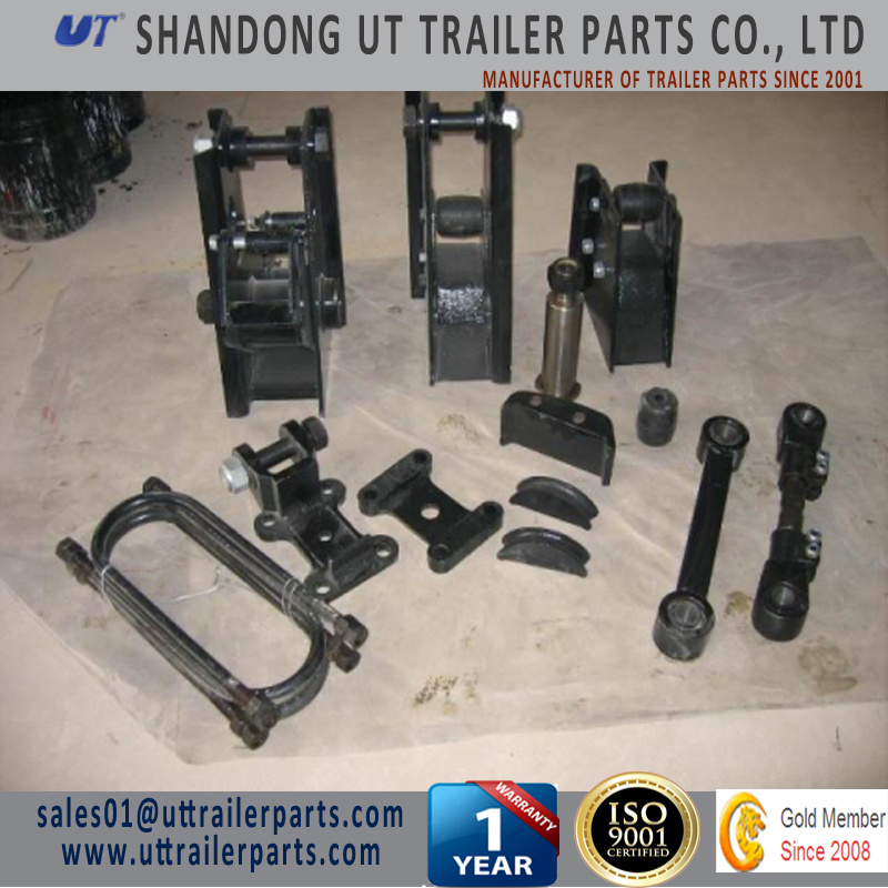 Axle Seat Germany Suspension Parts Trailer Parts