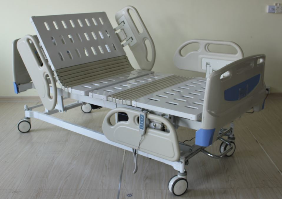 Hospital Electric Five Functions Hospital Bed (SK-EB101)