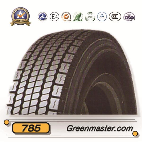 Annaite, Double Star, Triangle, Linglong Truck Tyre 8r22.5 9r22.5 10r22.5