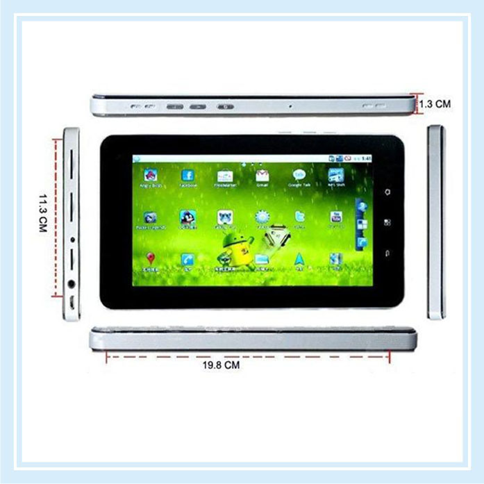 android tablet pc built in mobile phone card m716