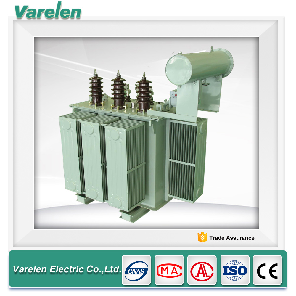Free Maintenance IEC Approved Oil Type Transformers 1500kVA