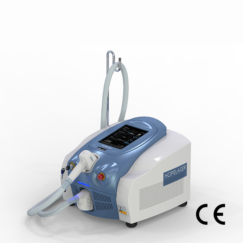 Professional Hair Removal Machine 808+755+1064 Nm Diode Laser Device