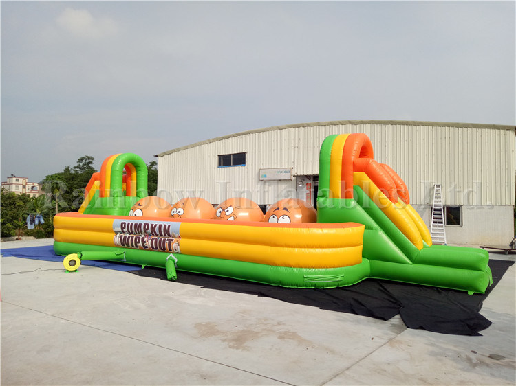 Inflatable Sports Game / Inflatable Bouncing Ball /Inflatable Jumping Mat on Sale