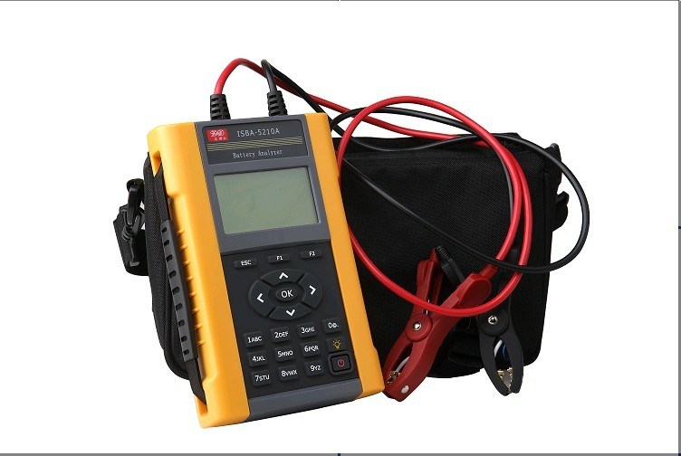 Battery Impedance Tester : China cranking storage battery tester isba a photos