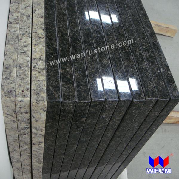 how to cut prefab granite countertops