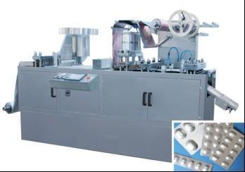 Self-Checking Molding Aluminum Blister Packing Machine (Auto Double Aluminum Packing Machine)