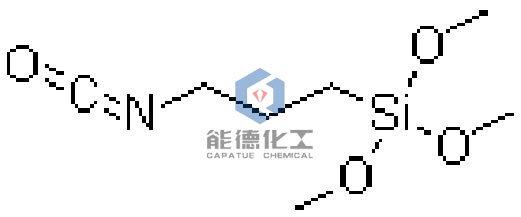 Silane Coupling Agent 3-Isocyanatepropyltrimethoxysilane (CAS 15396-00-6)