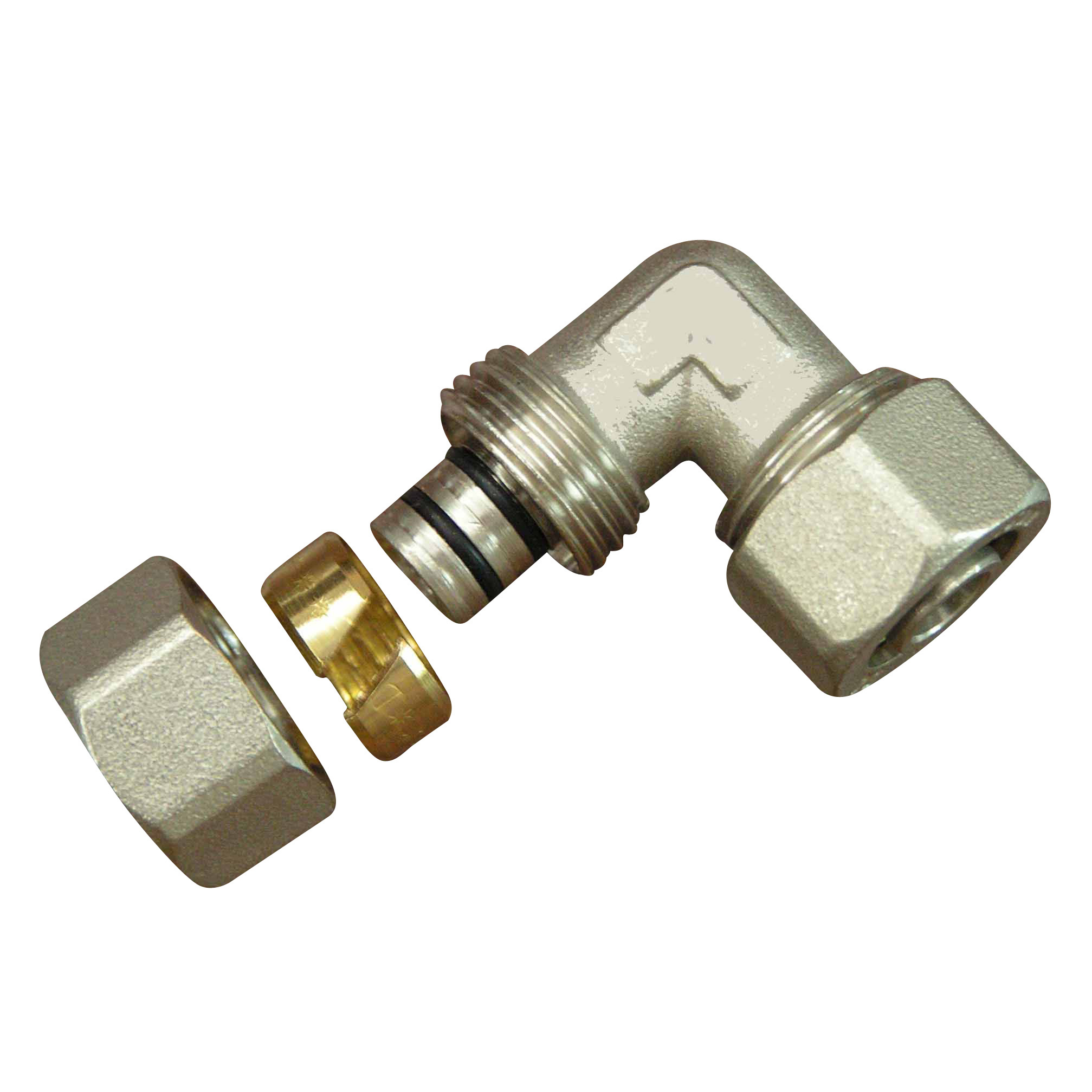 Compression Fittings for Pex-Al-Pex Pipe