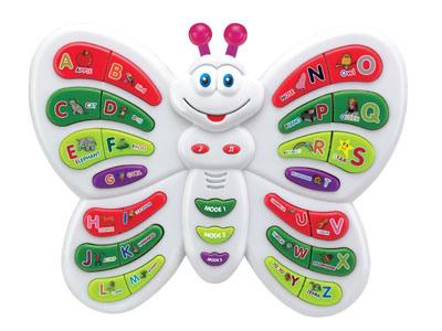butterfly alphabet learning
