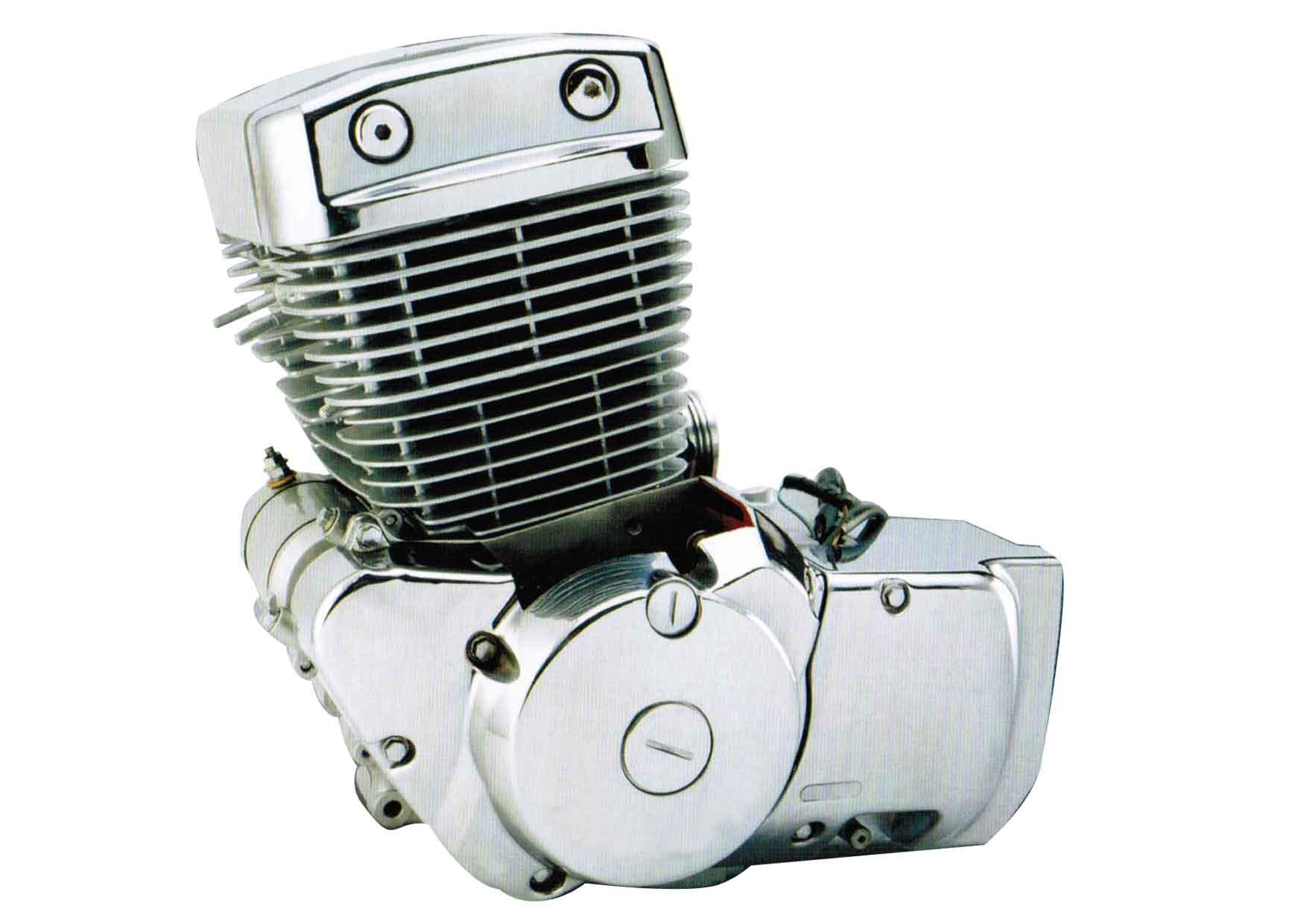 двигатель 250сс honda
