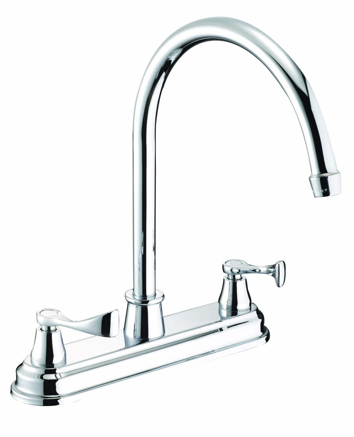 china kitchen faucet mixer tap as2122 china faucet high arc single handle kitchen tap faucet hot and cold