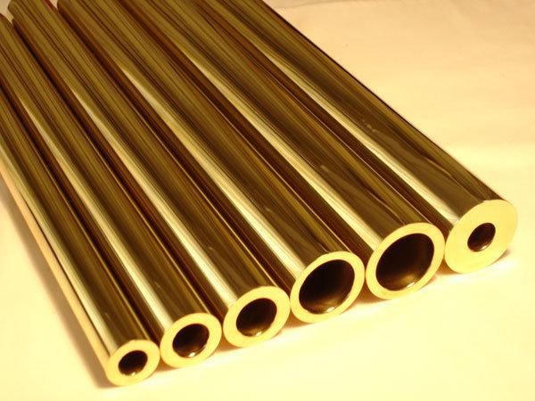 China brass tubing tube pipe