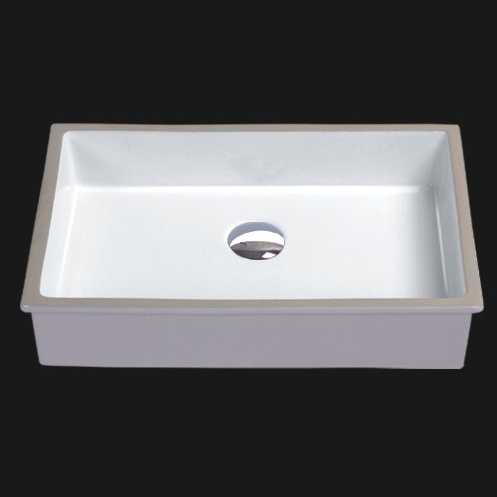 Bathroom Cabinets Ceramic Sink (1630)