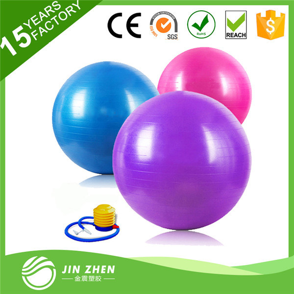Anti Burst Gym Ball for Yoga Pilates & Physical Therapy