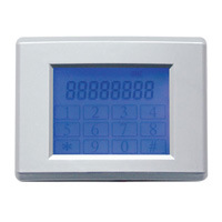 Touch Panel Safe Lock for Home Safes