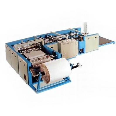 Automatic Cutting and Sewing Machine for Woven Bag