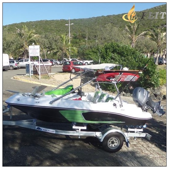 Agents Wanted for Ce Approved Speedboat 460b
