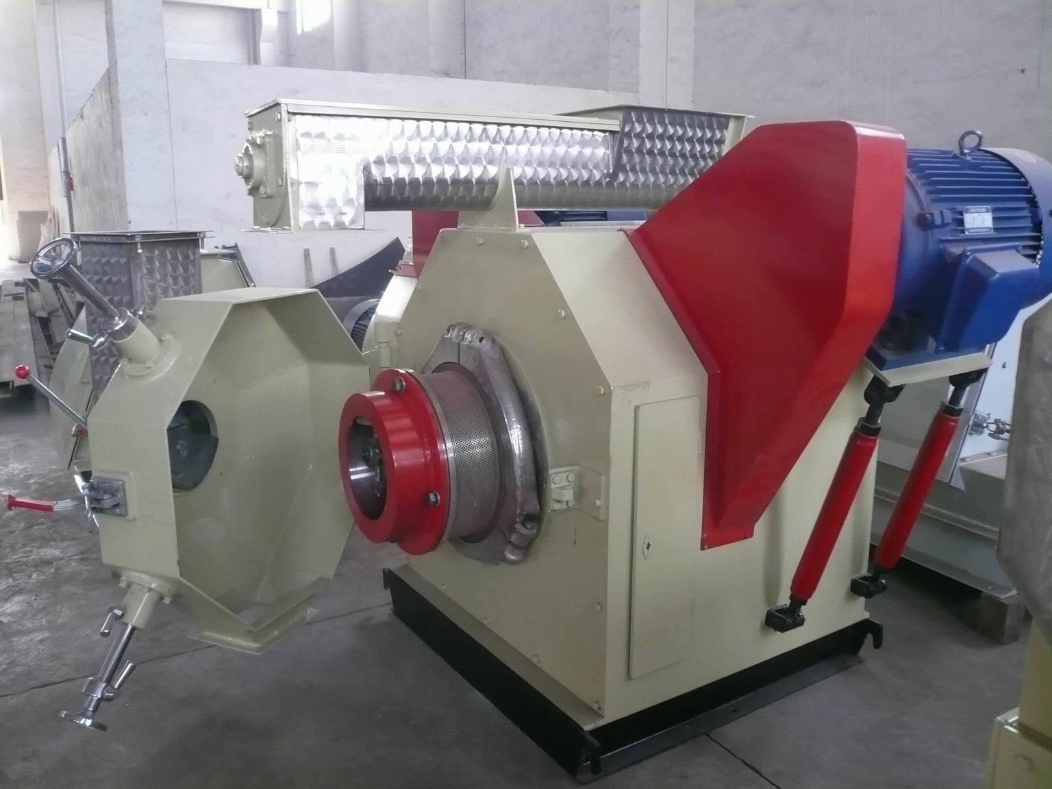 Organic Fertilizer Pellet Mill HKJ-35F