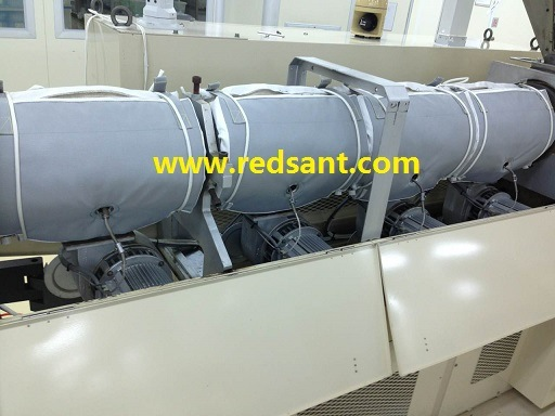 Heating Jacket for Extrusion Machine