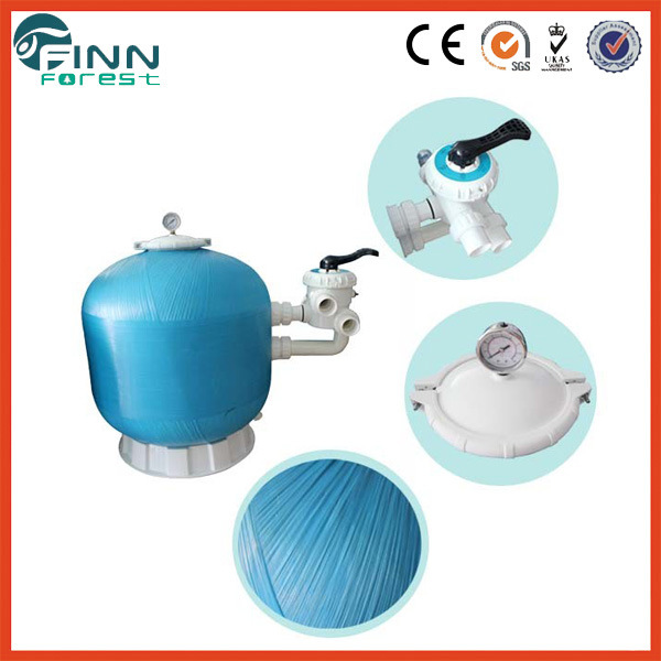 China Sand Filter For Swimming Pool Filtration For