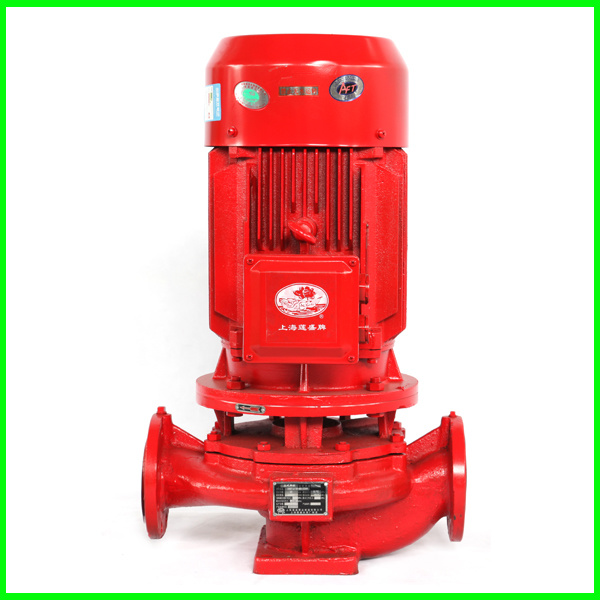 Fire Fighting Pumps with Fire Hydrant Pump
