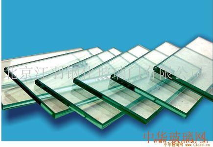 Clear Laminated Tempered Safety Window/Building Glass (JINBO)