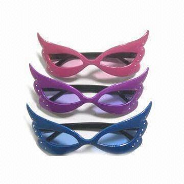 Party Glasses in Cool Designs P002