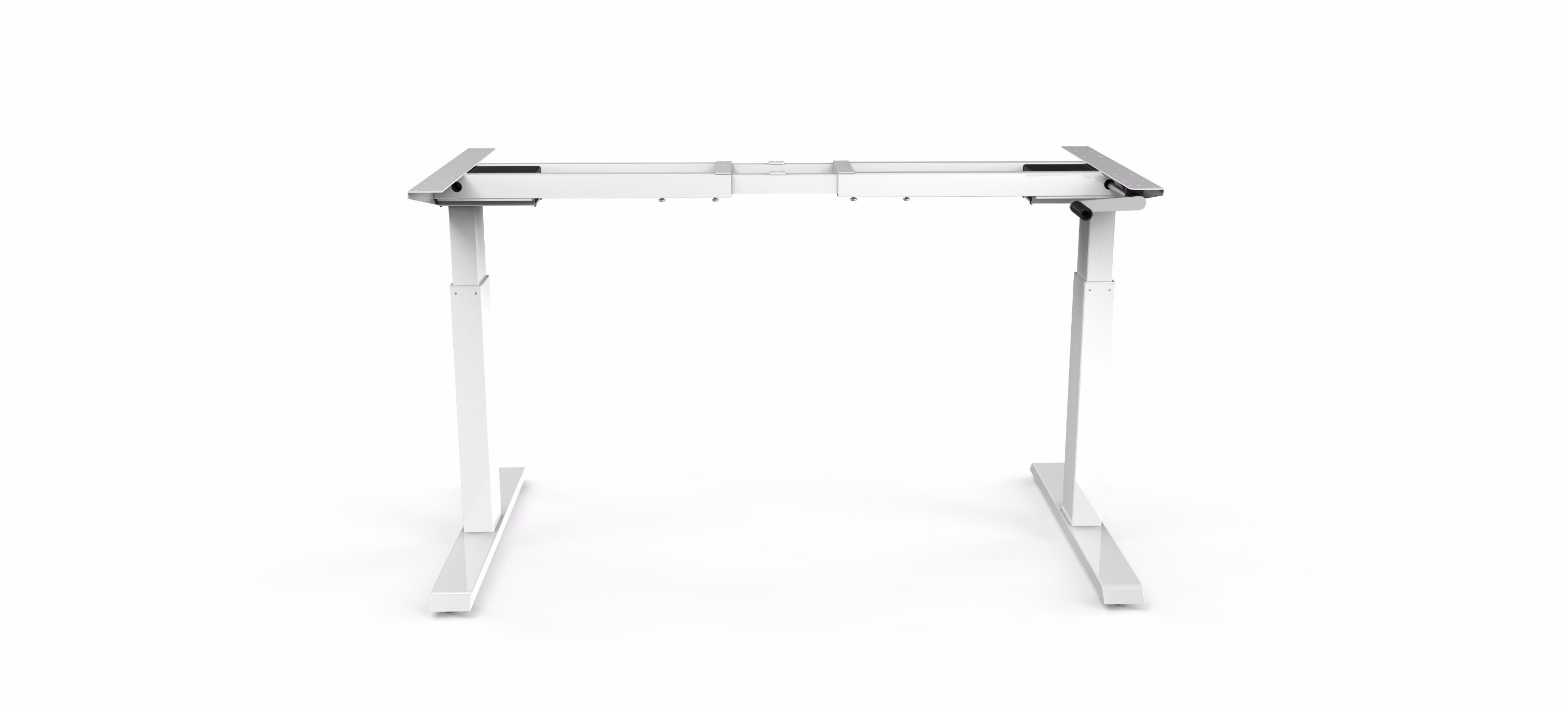Crank Handle Height Adjustable Desk/Lift Desk/Standing Desk (HT101)