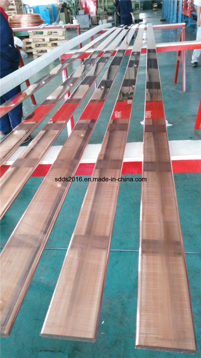 Copper Busbar for Transformers, Power Distribution Cabinet