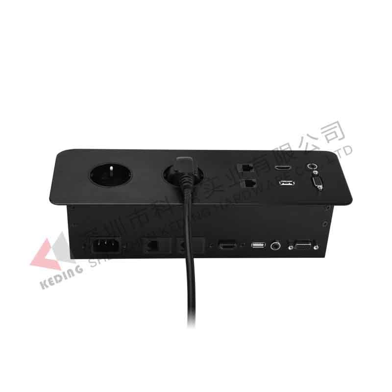 Table Top Outlet& Socket Power Strip