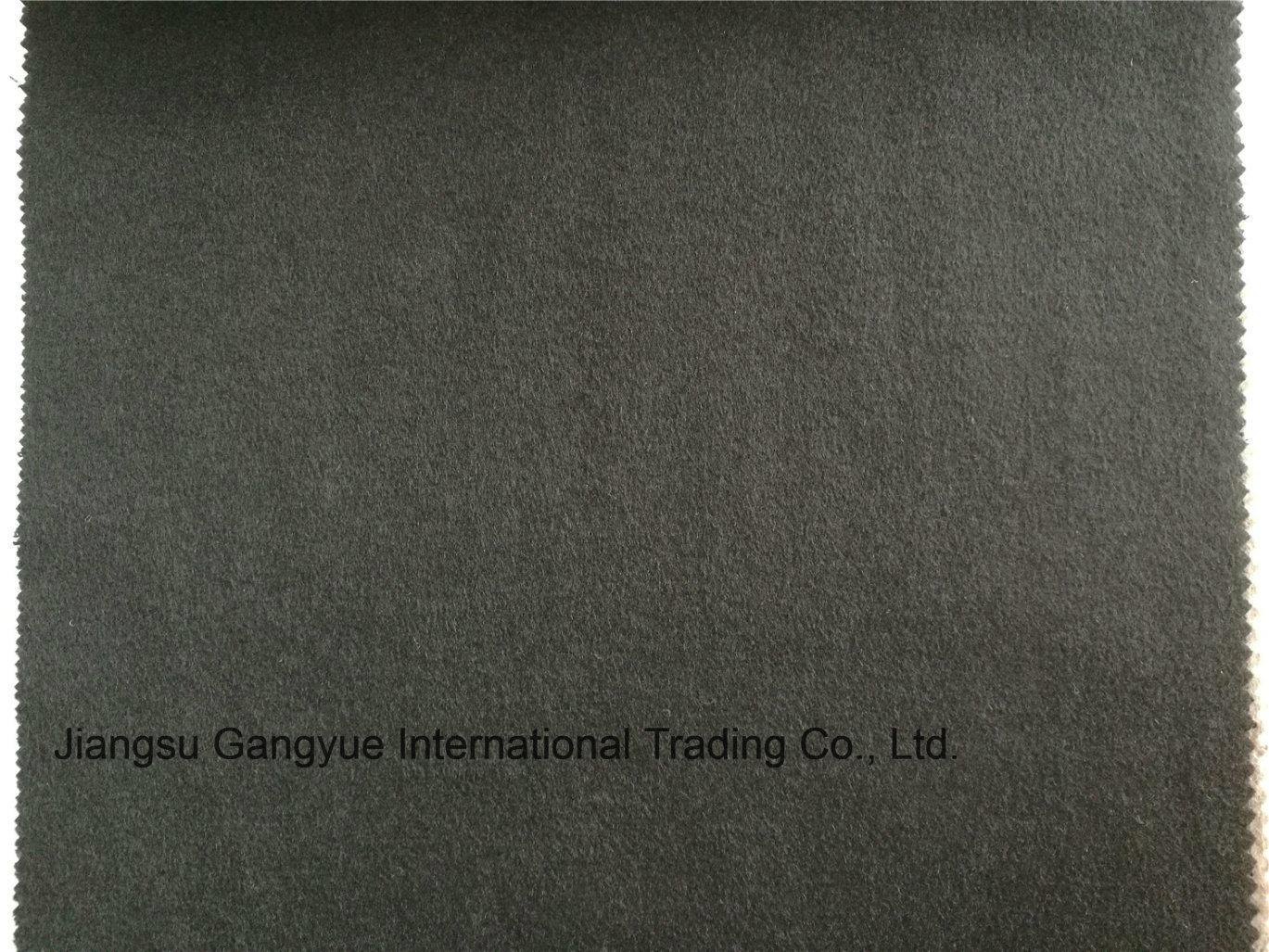 Woolen Woven Fabric