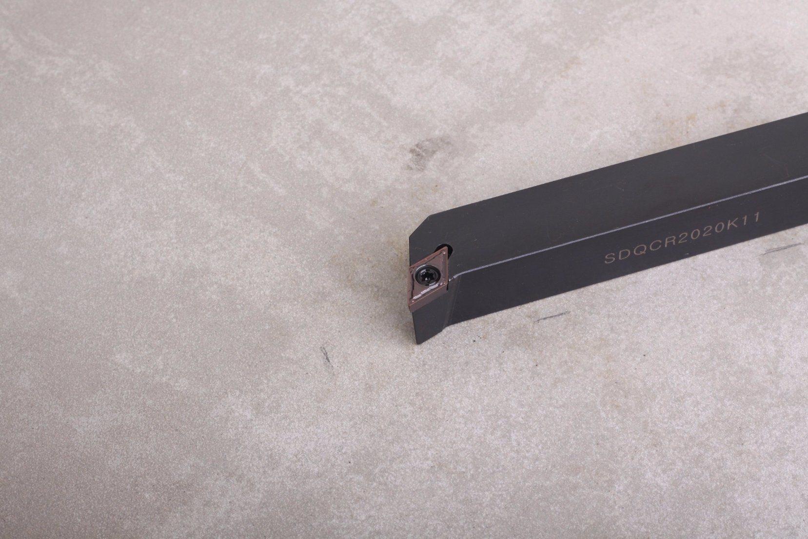 Cutoutil Stgcr/L 0808d09 for Steel Hardmetal Matching Standard Turning Tools