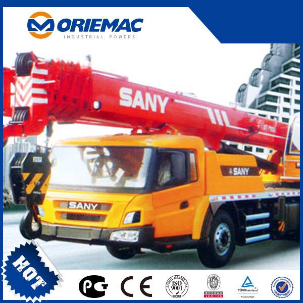 50ton Mobile Truck Crane Stc500c